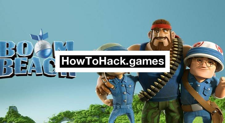 Boom Beach Codes and Cheats Gold, Wood, Diamonds, Iron and Stones