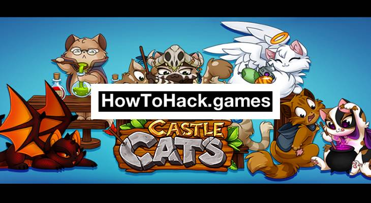 Castle Cats Hack (Money and Gems) Codes and Cheats