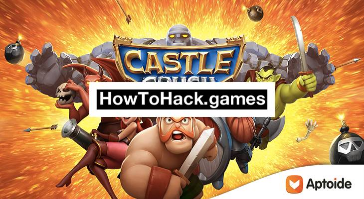 Castle Crush Codes and Cheats Gold and Gems