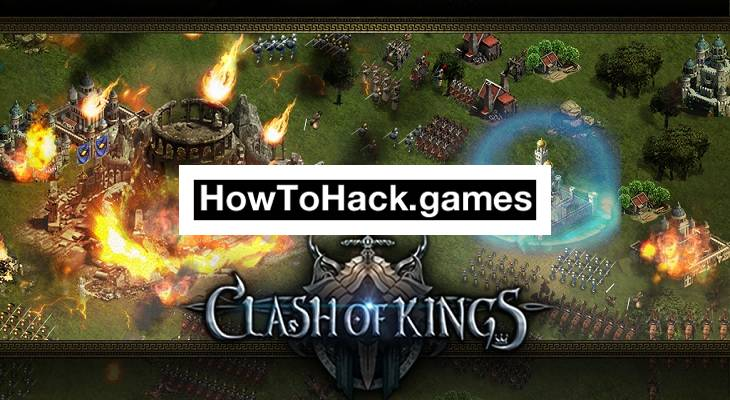 Clash of Kings Hack (Gold, Weapons and Silver) Cheats