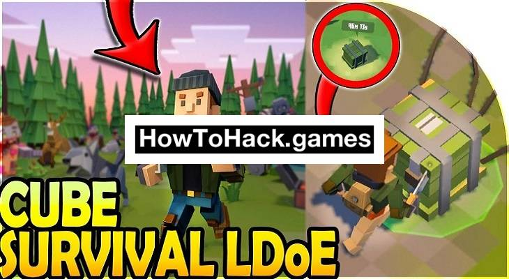 Cube Survival: LDoE Codes and Cheats Coins and Boosters