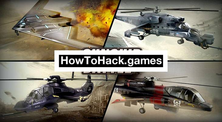 How to use hack tool for GUNSHIP BATTLE: 3D Action