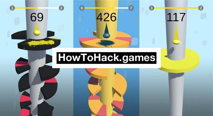 Helix Jump Hack (Immorality) Cheats for Android and iOS
