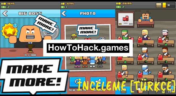 Make More Hack (Money) Cheats for Android and iOS