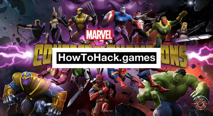 Marvel: Contest of Champions Codes and Cheats Gold