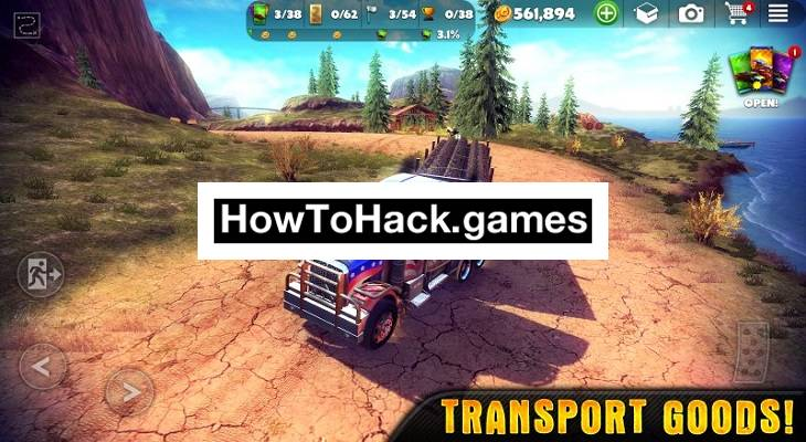 Off The Road Codes and Cheats Coins