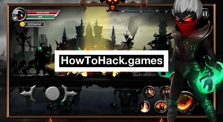 Stickman Legends Codes and Cheats Gold, Armor and Skills