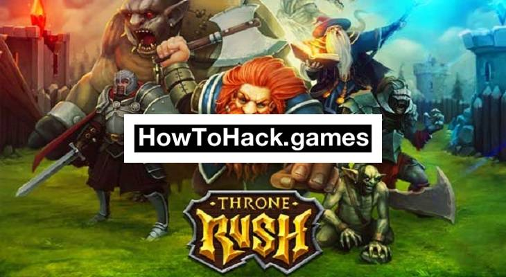 Throne Rush Codes and Cheats Gold, Food and Rubies