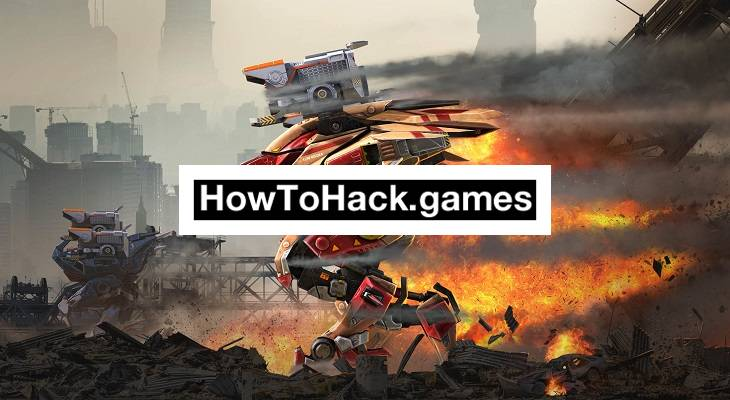 War Robots Codes and Cheats Gold, Keys and Silver