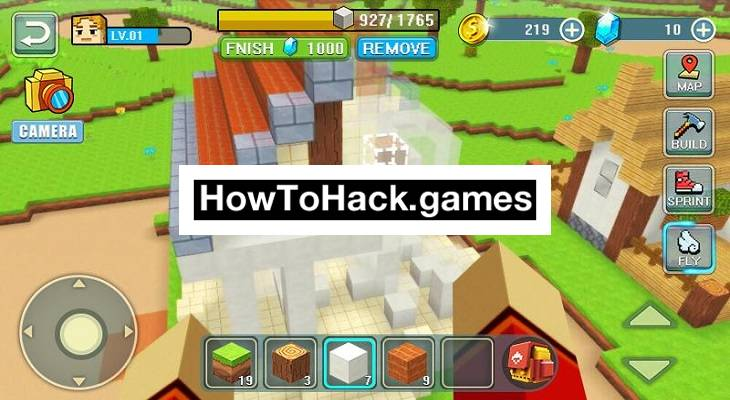 World Craft Building Codes and Cheats Money and Crystals