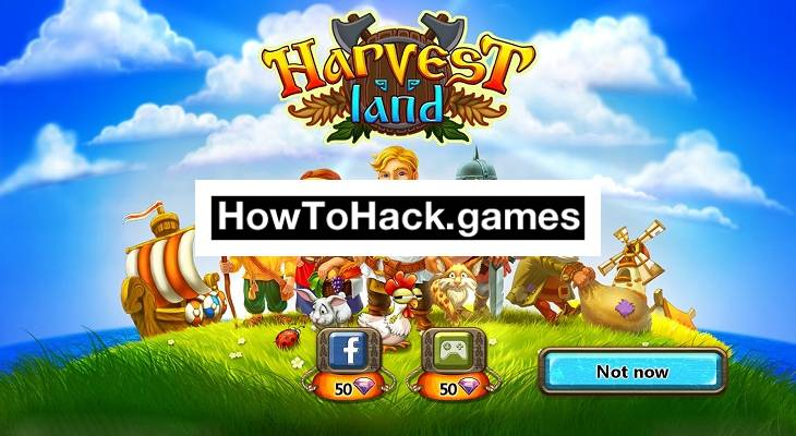 Harvest Land Hack (Coins and Crystals) Codes and Cheats