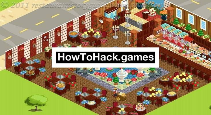 Restaurant Story Hack (Coins and Money) Codes and Cheats