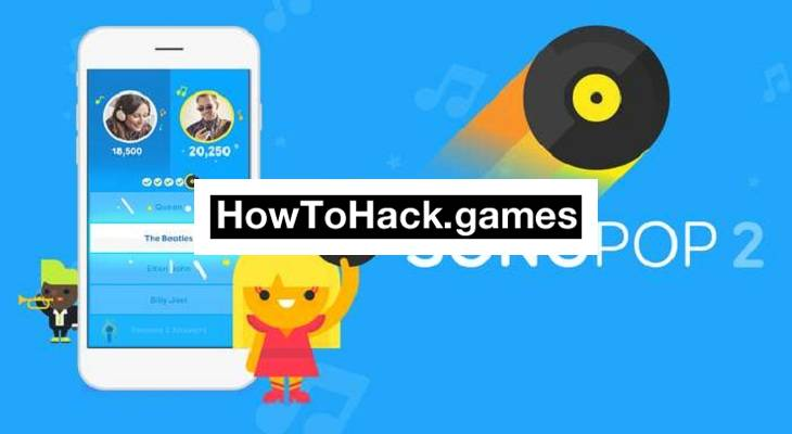 SongPop 2 Hack (Coins and Tickets) Codes and Cheats