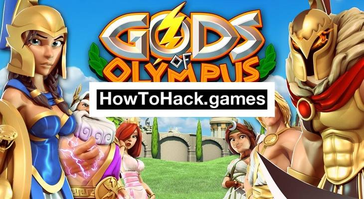 Gods of Olympus Hack (Coins) Cheats for Android and iOS