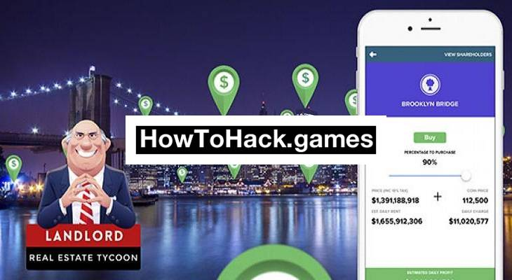 Landlord Real Estate Tycoon Hack (Coins) Codes and Cheats