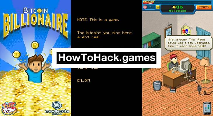 Bitcoin Billionaire Hack (Coins) Cheats for Android and iOS