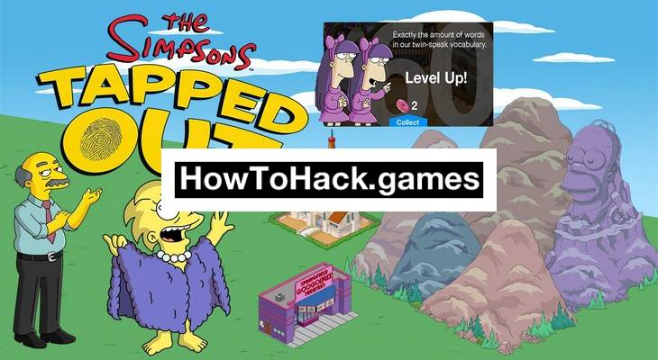 The Simpsons: Tapped Out Codes and Cheats Experience and Money