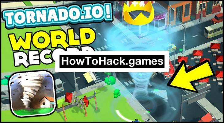 Tornado.io Codes and Cheats Points