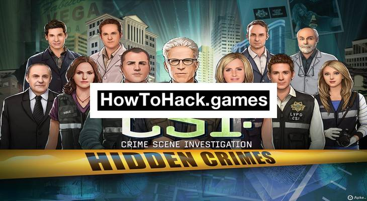 CSI: Hidden Crimes Codes and Cheats Coins, Energy and Money