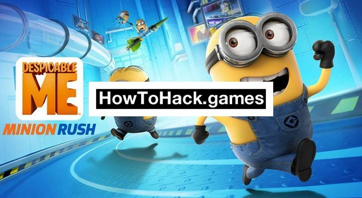 Despicable Me: Minion Rush Codes and Cheats Bananas