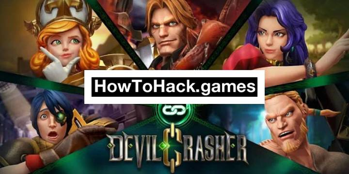 Devil Crasher Codes and Cheats Gold and Diamonds