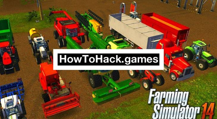 Farming Simulator 14 Codes and Cheats Coins