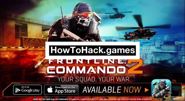 Frontline Commando 2 Codes and Cheats Lives, Medicine chests and Ammunition