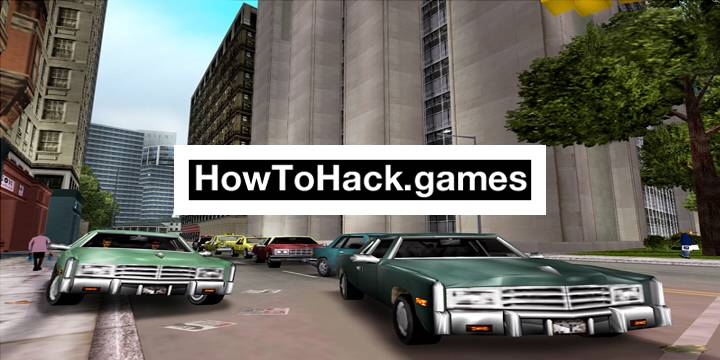 Grand Theft Auto 3 Hack (Aim, Damage, Easter eggs and Health)