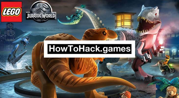 LEGO Jurassic World Codes and Cheats Lives