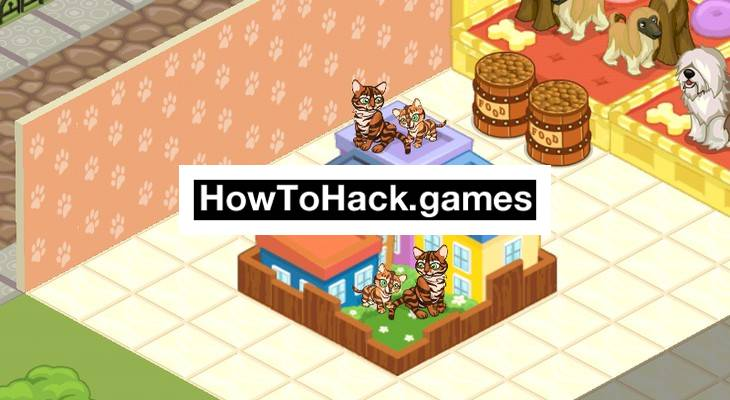 Pet Shop Story Codes and Cheats Coins