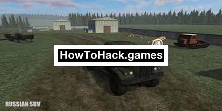 Russian SUV Codes and Cheats Money and Cars