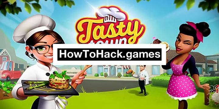 Tasty Town Codes and Cheats Gold and Diamonds