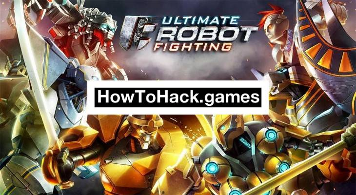 Ultimate Robot Fighting Codes and Cheats Gold and Money