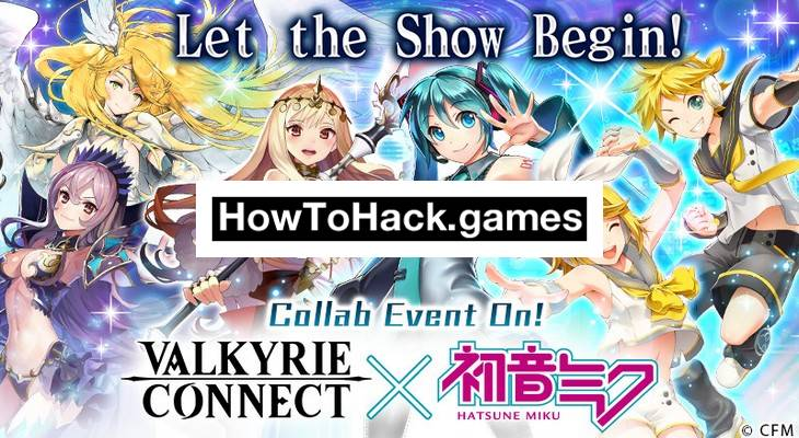 Valkyrie Connect Codes and Cheats Food and Gems