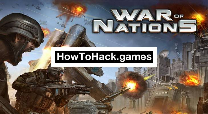 War of Nations Codes and Cheats Gold, Water, Money and Fuel