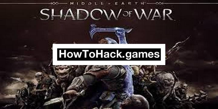Middle-Earth game: Shadow of War Codes and Cheats Silver and Diamonds