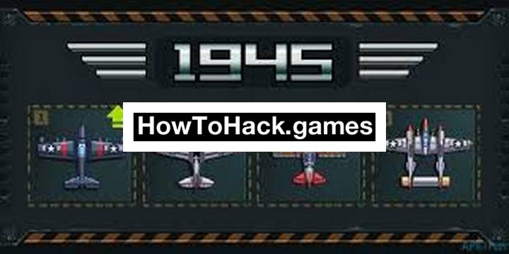 1945 Classic Arcade Codes and Cheats Money