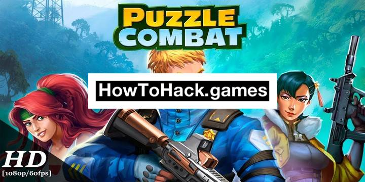 Puzzle Combat Codes and Cheats Gold, Energy and Diamonds
